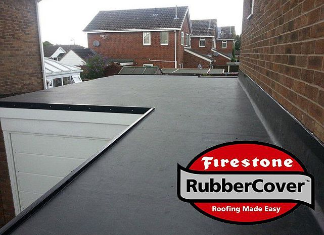firestone rubber roofing in scunthorpe
